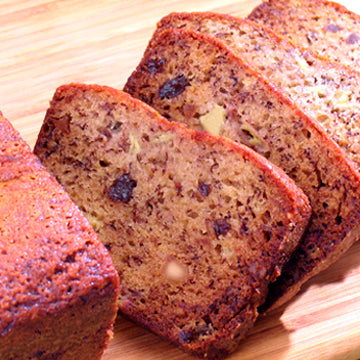 Banana Mincemeat Nut Bread