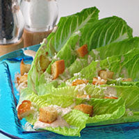Hawaii's Gold Caesar Salad