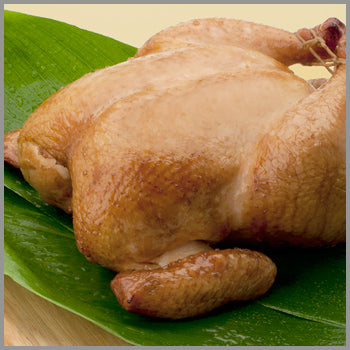 Hawaii's Gold Macadamia Smoked Chicken