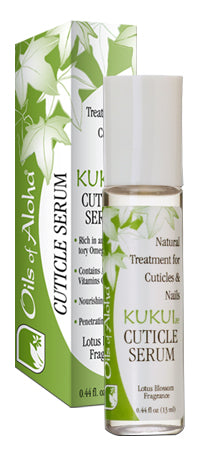 KUKUIæ Hawaiian Kukui Cuticle Serum