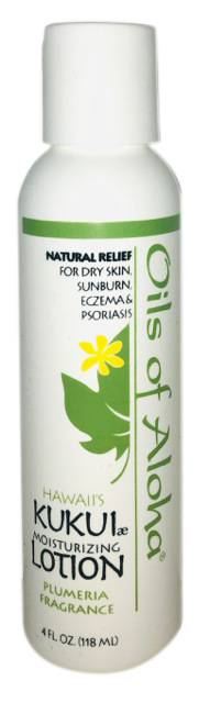 KUKUIæ Moisturizing Lotion with Plumeria Fragrance