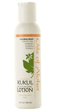 KUKUIæ Moisturizing Lotion Fragrance Free