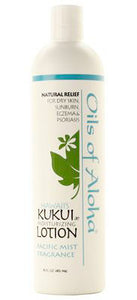 KUKUIæ Moisturizing Lotion with Pacific Mist Fragrance