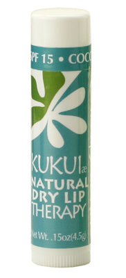 KUKUIæ Natural Dry Lip Therapy Coconut