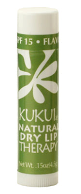 KUKUIæ Natural Dry Lip Therapy Flavor-Free