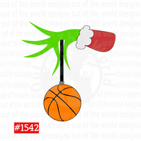 Sublimation print - Basketball #1542
