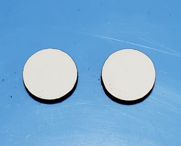 10 or 20 pair bulk buy - Half inch studs for earrings