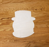 Christmas 11 inch Wood Blank For Painting ( Pick your blank )