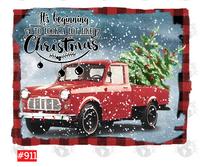 Sublimation print - It's beginning to look a lot like Christmas #911