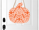 (Instant Print) Digital Download - Lace orange pumpkin