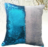Mermaid sequins pillow case