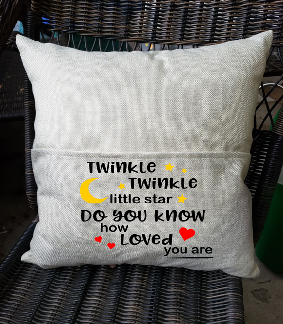 (Instant Print) Digital Download - Twinkle Twinkle little star little star do you know how loved you are