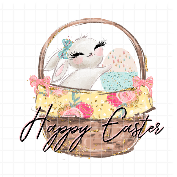 (Instant Print) Digital Download - Happy Easter