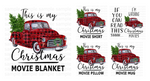 (Instant Print) Digital Download - Christmas Bundle set of 5 designs
