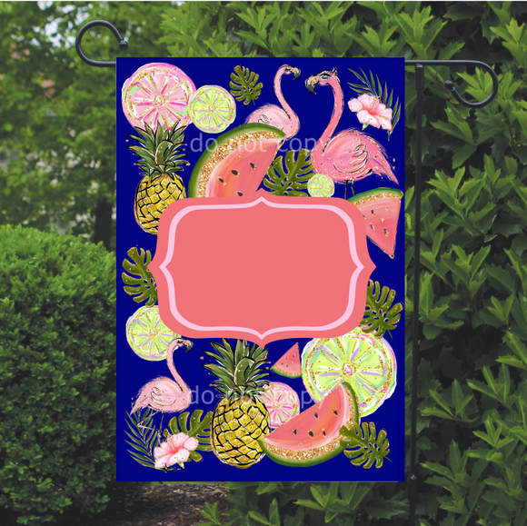 (Instant Print) Digital Download - Flamingo design