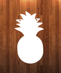 Pineapple Door - Wall Hanger - 3 sizes to choose from -  Sublimation Blank  - 1 sided  or 2 sided options