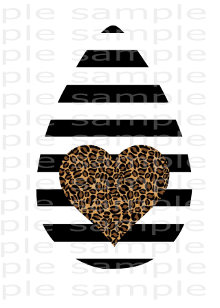 Sublimation print -  (you get 8pc) sizes 1.5 / 2 inch / 2.5 inch