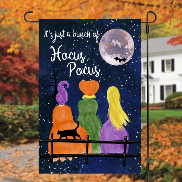 (Instant Print) Digital Download - It's just a bunch of Hocus Pocus