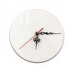 Clock blank , they are great for Sublimation !!! ( Single or bulk buy )