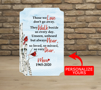 (Instant Print) Digital Download - Those we love design - Made for our  blanks