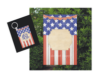 (Instant Print) Digital Download - Stars and stripes design