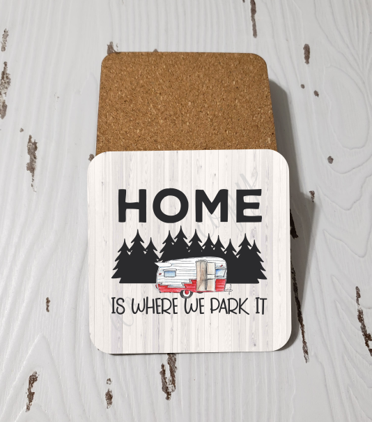 Digital download - Home is where we park it