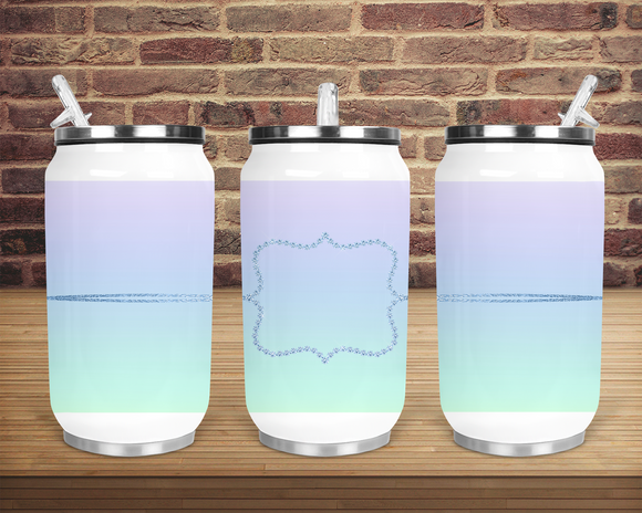 (Instant Print) Digital Download - Personalize your can cup diamond Designs , made for our can cups