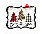 Deck the halls (Instant Print) Digital Download