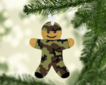 (Instant Print) Digital Download - Gingerbread man army design - made for our blanks