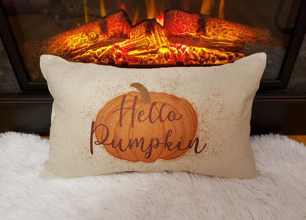 (Instant Print) Digital Download - Hello Pumpkin