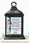 (Instant Print) Digital Download -Those we love lantern - made for our blanks