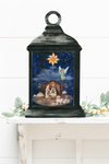 (Instant Print) Digital Download - Nativity scence lantern - made for our blanks