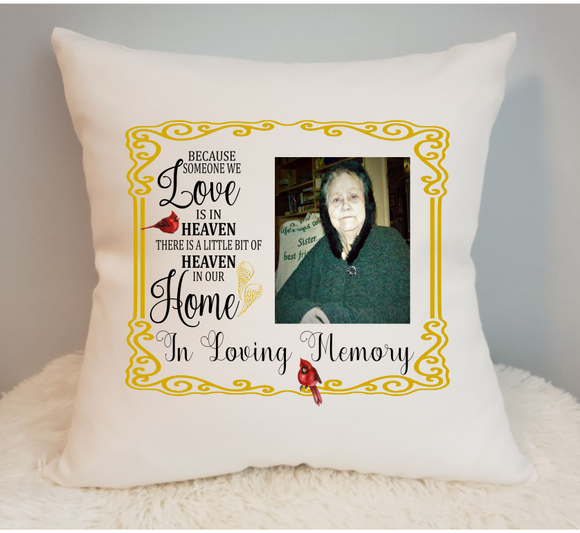 Digital download - In loving memory - made for our sub blanks