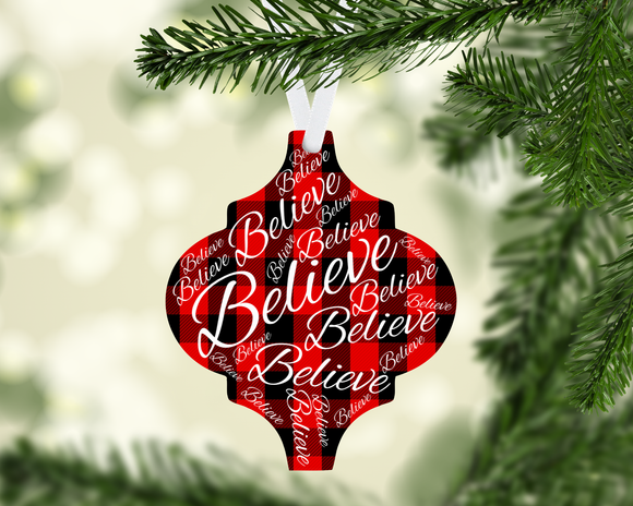 (Instant Print) Digital Download - Believe Arabesque  design - Made for our malin blanks