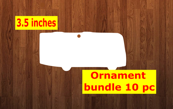 Motor home Camper 10pc or 25 pc Ornament Bundle Price