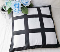9 Panel Pillow Case - Polyester Satian finish