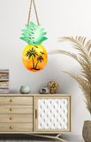 (Instant Print) Digital Download - Pineapple sunset - Made for out MDF blanks