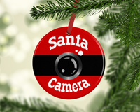 (Instant Print) Digital Download - Santa Camera - made for our blanks