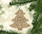 Sublimation print ONLY - Merry Christmas Tree - Made for our MDF sublimation