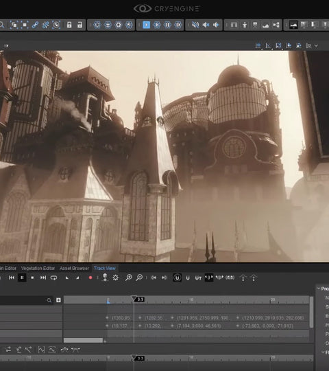 Tried & Trusted CRYENGINE workflows for 3Ds Max