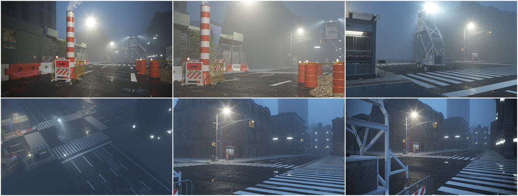 camera tests for city streets