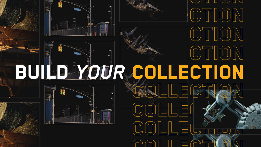 Build your collection