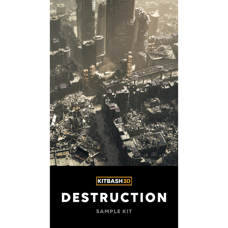 Sample Kit: Destruction