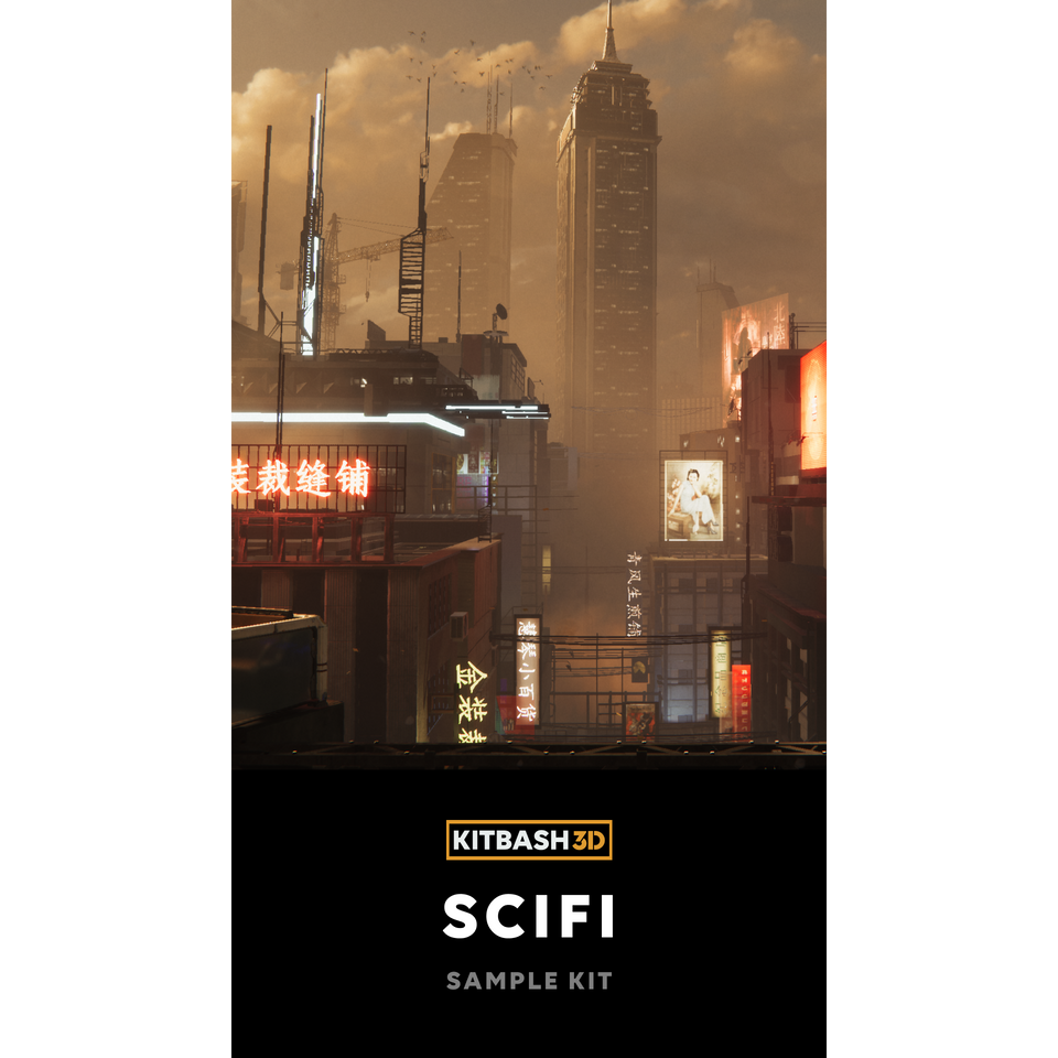 Sample Kit: Scifi