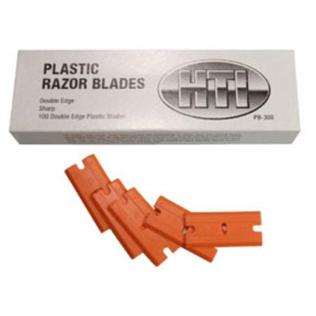 Double End Plastic Blade / 100 Pack