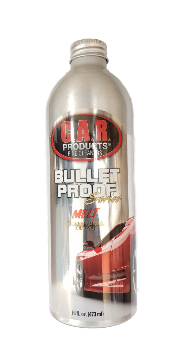 Bullet Proof Series Melt Ferrous Metal Remover