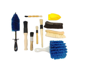 Detail Brush Kit $90 Value