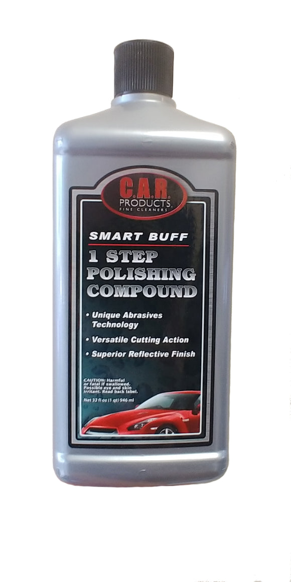 Smart Buff 1 Step Polishing Compound