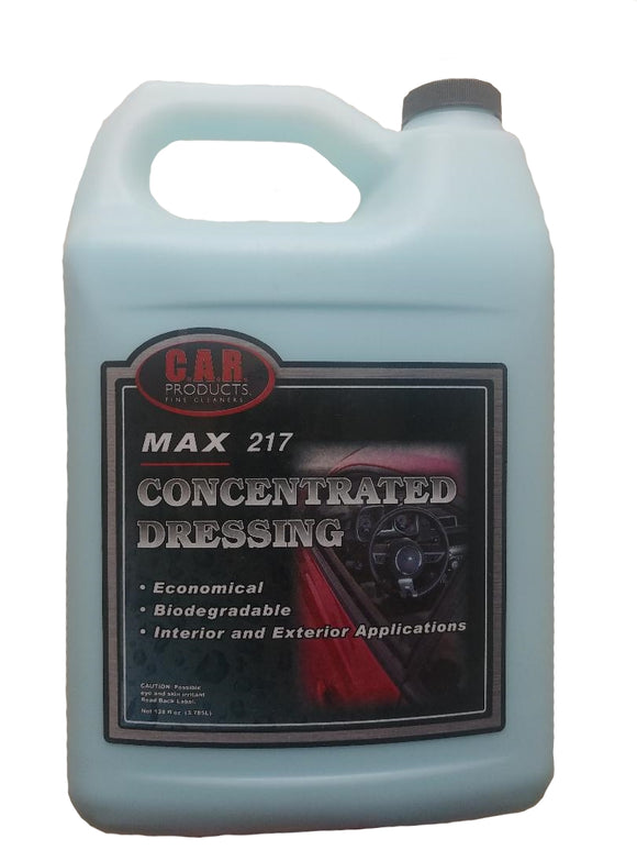 C.A.R Products Max Concentrated Dressing