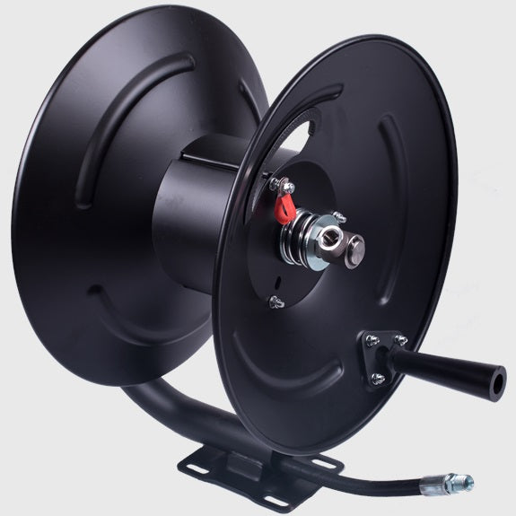 100ft Hose Reel With Jumper Hose